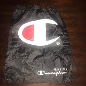 Champion carry bag
